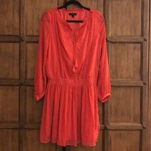 Banana Republic Short Coral Dress